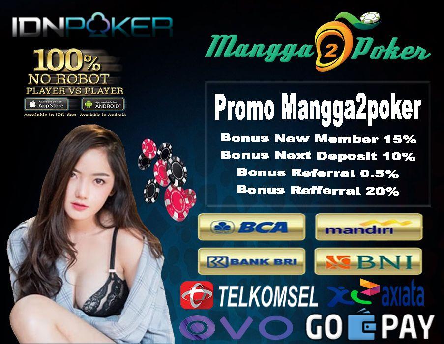 Pin Di Agen Judi Online Poker Mangg2poker