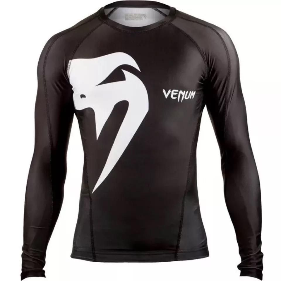 Boxing Tights Men's LongSleeved Training Clothes is part of Workout Clothes Long Sleeve - Boxing Tights Men's LongSleeved Training Clothes GenderMen MaterialModal SeasonAutumn FitFits true to size, take your normal size Style NoMTO35