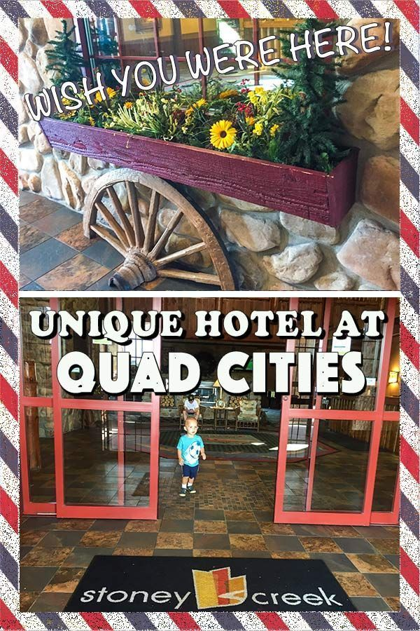 Weekend Destination Quad Cities Stoney Creek Hotel Printable