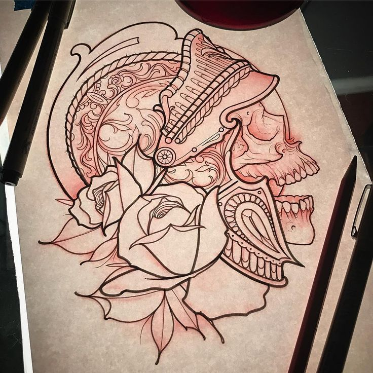 Image Result For Neo Traditional Tattoo Flower Neo Traditional Tattoo Traditional Tattoo Traditional Tattoo Flowers