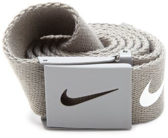 dcdba00d9f195 Amazon.com: Nike Golf Mens Tech Essential Belt, Black, One Size ...