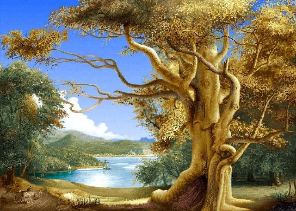 Paintings Beautiful Nature Paintings Download Hd Wallpapers Nature Paintings Beautiful Images Nature Beautiful Paintings Of Nature