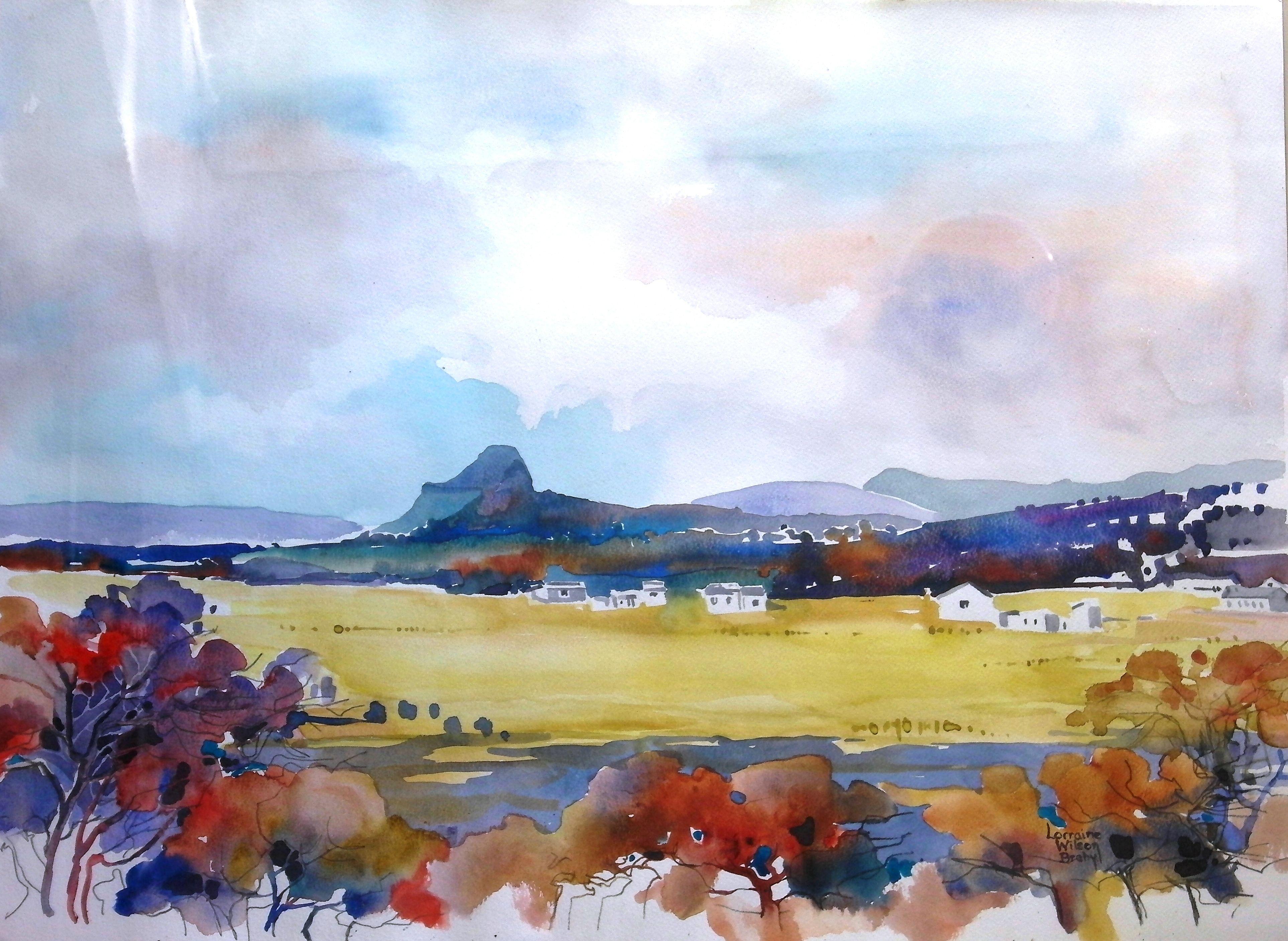 Isandlwana Mountain  KZN