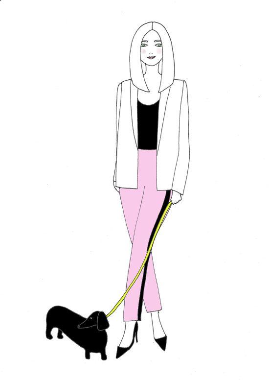 :: Natalie Hughes :: #fashionillustration