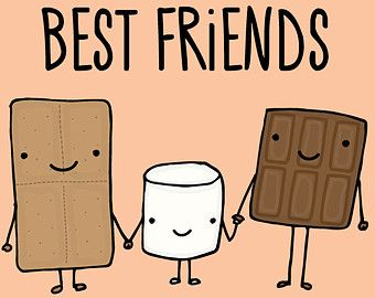 43++ Cute smore clipart information