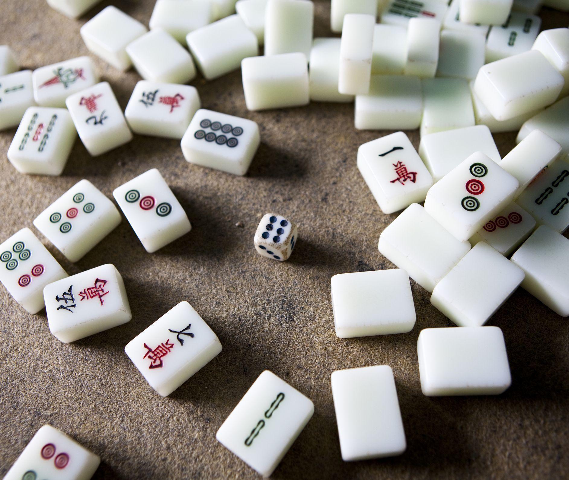 Complete Rules for How to Play Mahjong Mahjong, Mahjong