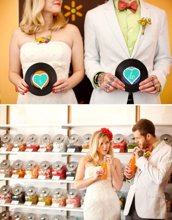Fun Wedding Themes