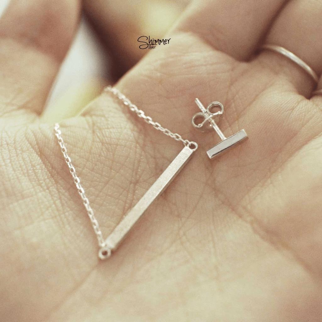 Landy Necklace - Handmade Sterling Silver 925 - Tonkin Jewelry