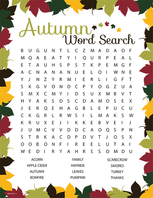 Ambitious image throughout word games for seniors printable
