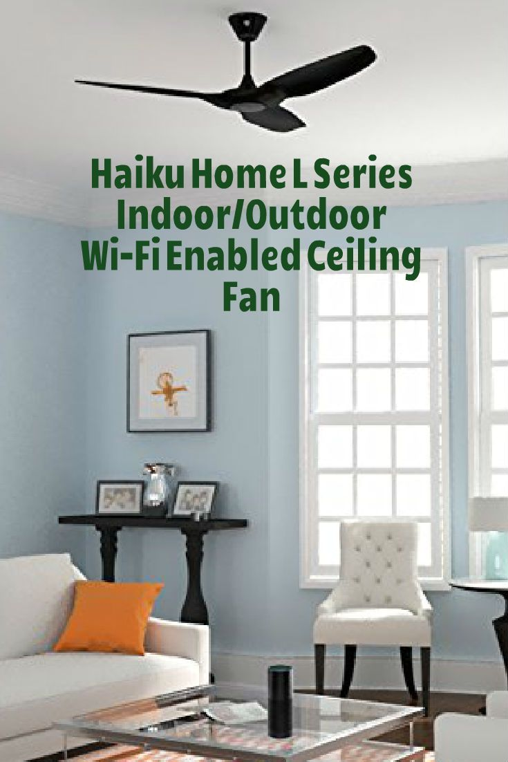 Much of the modern home is already smart-enabled, from heating to lighting, and with many gadgets in each room. Yet the humble ceiling fan doesn't seem to have had much of look in. Perhaps because most models have a speed control at the wall or via a remote, and what else is there to do?