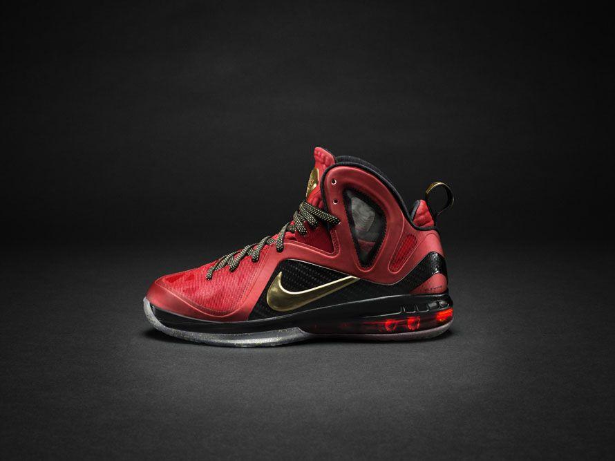 new product 75bd4 4daa8 Nike LeBron 9 Championship Pack