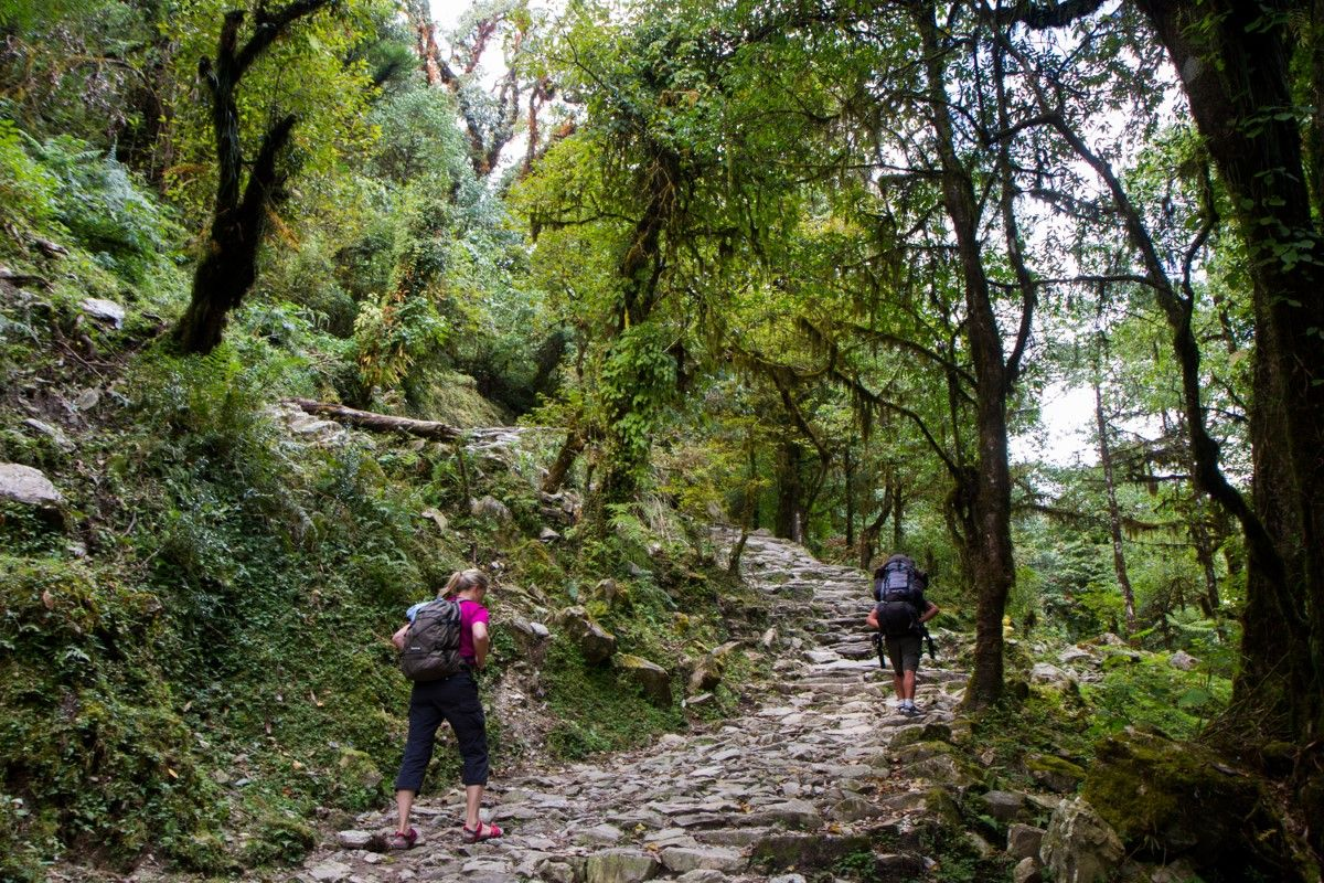 Poon Hill trek Nepal sweetchili.fi