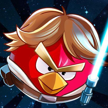 Bird Skywalker Angry Birds Star Wars Angry Birds Star Wars