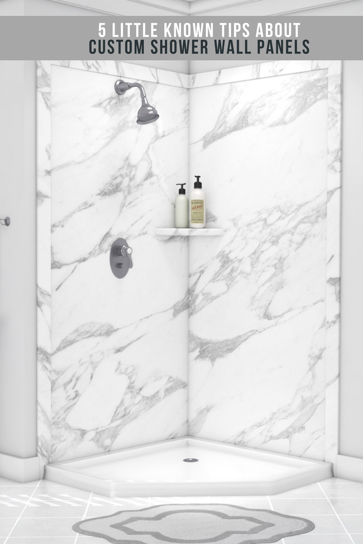 5 Little Known Tips About Custom Shower Wall Panels | Amazing ...