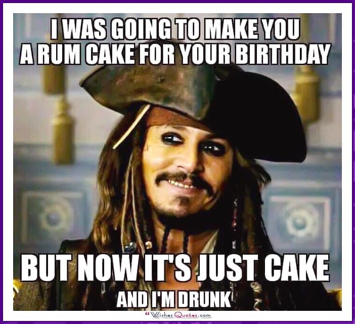 50+ Birthday Memes With Famous People And Funny Messages