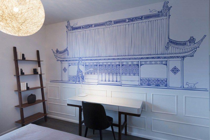 Blue Penthouse by Dariel Studio 19