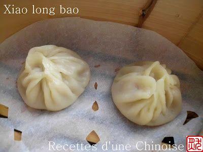 Xiao long bao - Recettes d'une Chinoise en 2019   Recettes ...