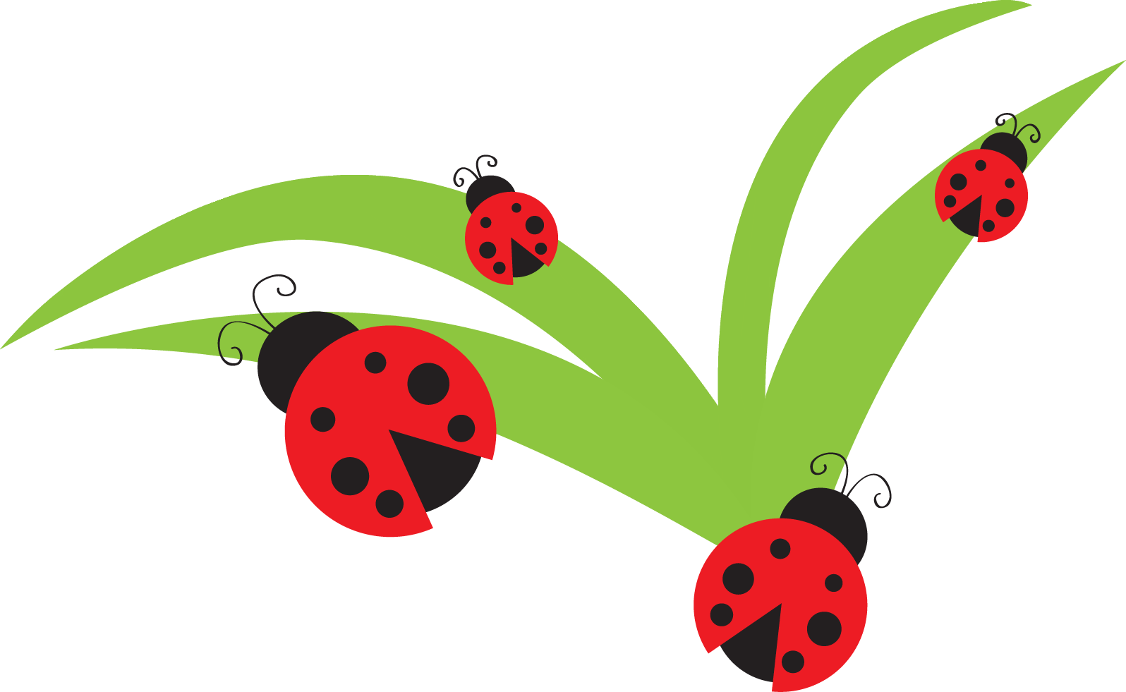All Clip art on Unlimited Commercial Use - Open Clip Art Library ... for Clipart Ladybug On Leaf  54lyp