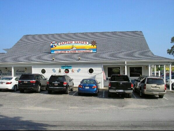 Seafood Restaurants Calabash North Carolina Best