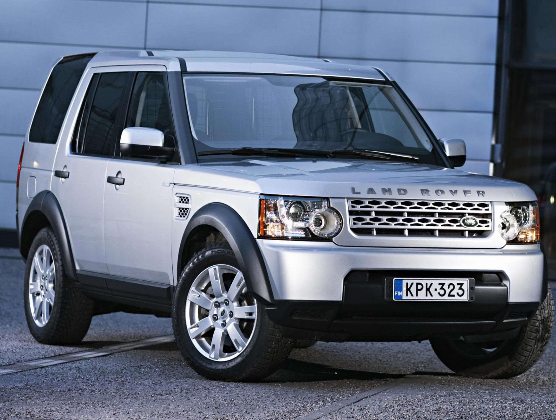 Land Rover Discovery 4 sale