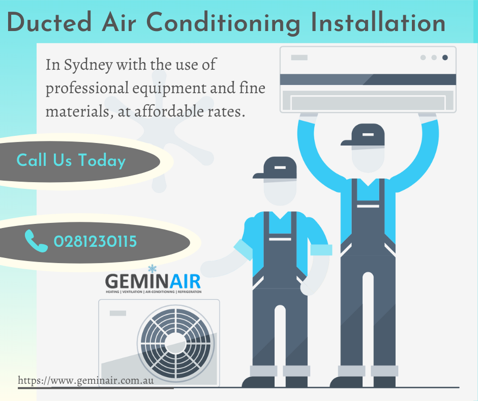 Pin on Ducted Aircon Sydney