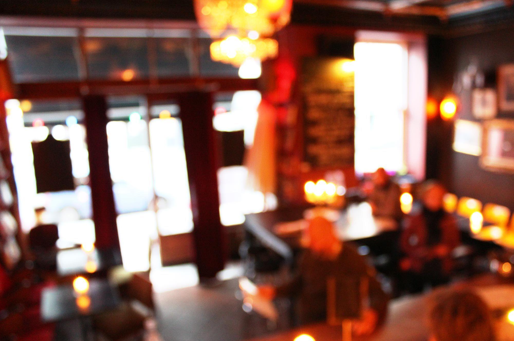 Von Fressen Cafe Bar Pa Vesterbro Kopenhagen