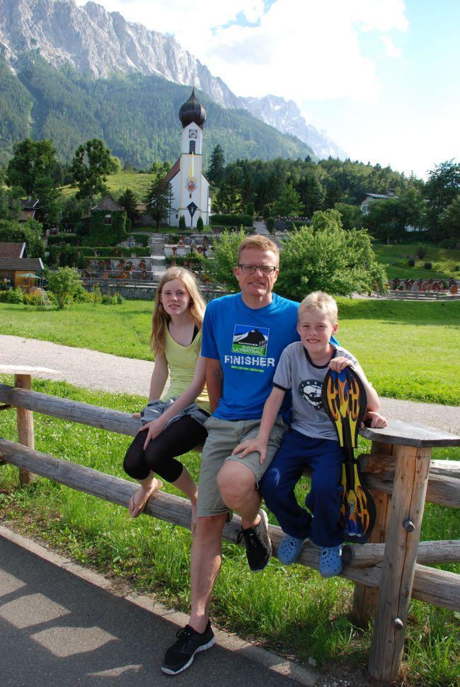 Zugspits Ultra Trail run - 2011.