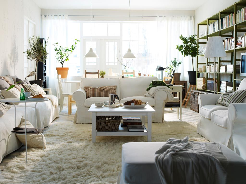 Furniture Home Furnishings Find Your Inspiration Ikea Living Room Ikea Living Room Furniture Small Living Room Decor [ 768 x 1024 Pixel ]