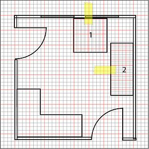 How To Draw A Floor Plan To Scale Floor Plan Layout Kitchen Floor Plans Floor Plan Sketch