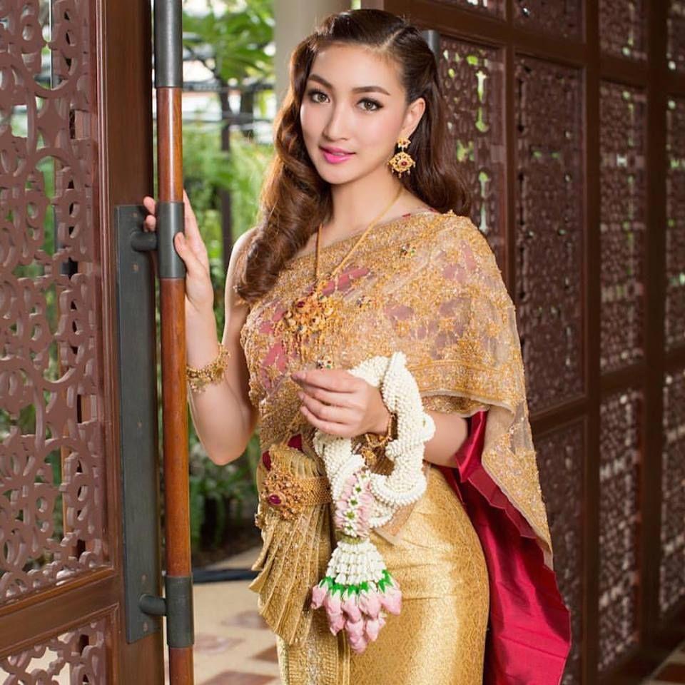 Pancake Khemanit Thailand CostumeThai StylePancakeTraditional