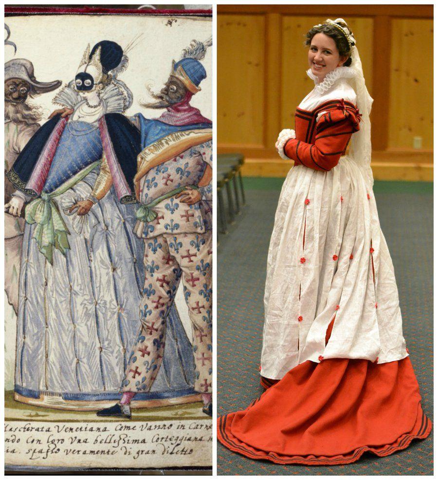 White tudor apron - White Apron Tudor Fashion Medieval Fantasy Italian Renaissance Venetian The Dress Aprons Costume Ideas Ascension Day