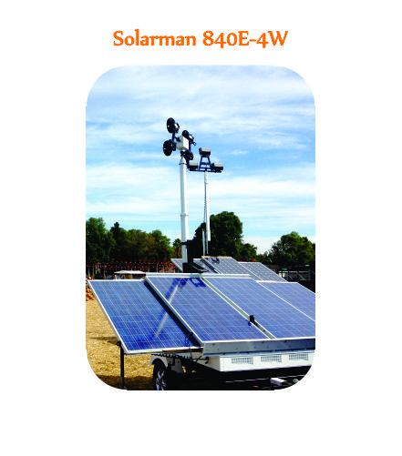 Solar Lighting Towers Has Manufactured High Quality