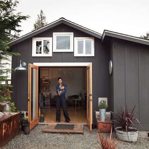 Move Out 10 Ways To Expand Into Your Garage Tiny House Design