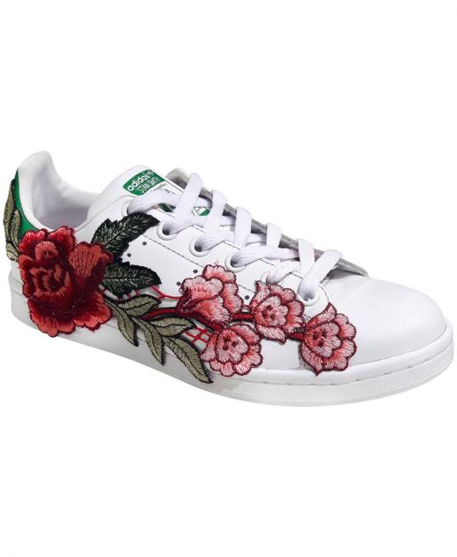 adidas stan smith fleur