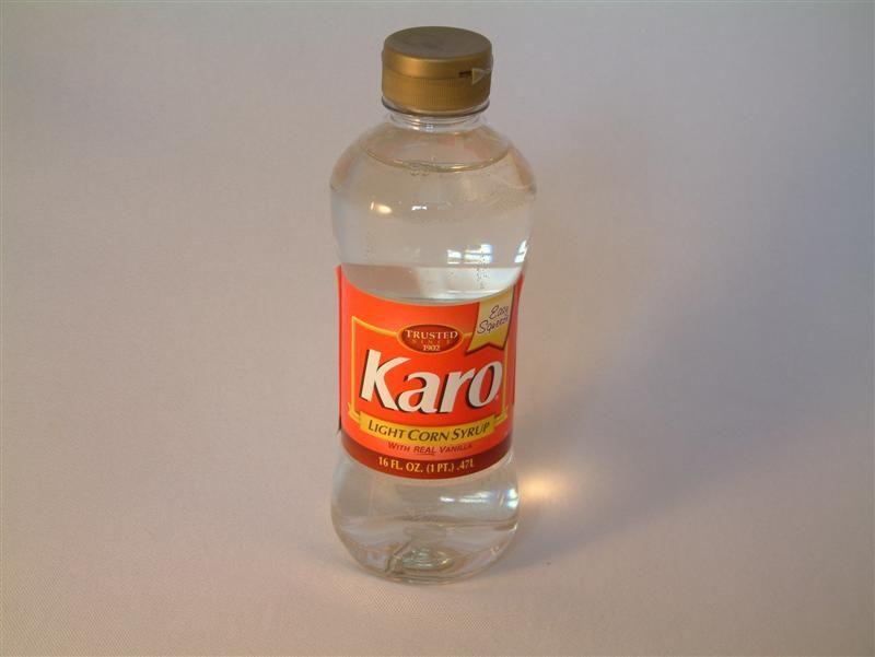 recipe: fudge made with karo syrup [31]