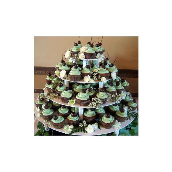 Wedding Cake 101 An Introduction To Wedding Cakes: Wedding Cupcakes 101: Cupcake Wedding Cake