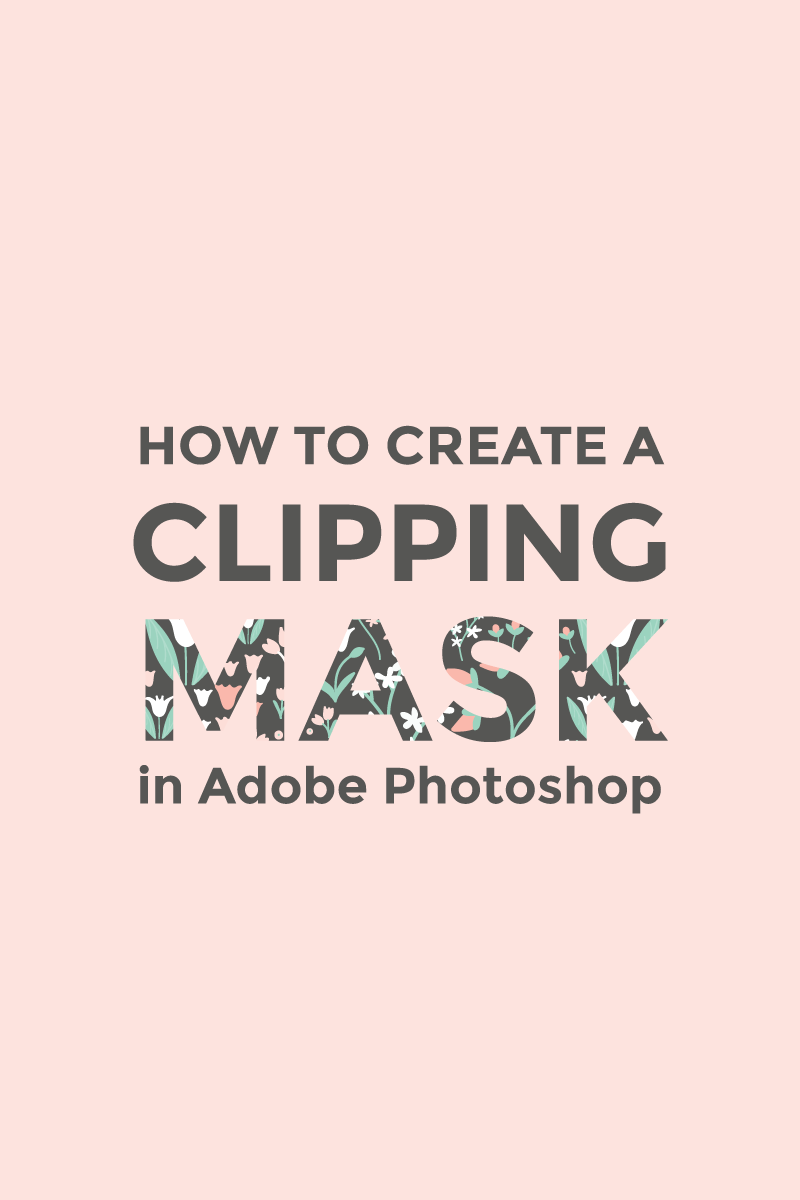 How to create a clipping mask in photoshop photoshop photoshop how to create a clipping mask in photoshop ccuart Choice Image