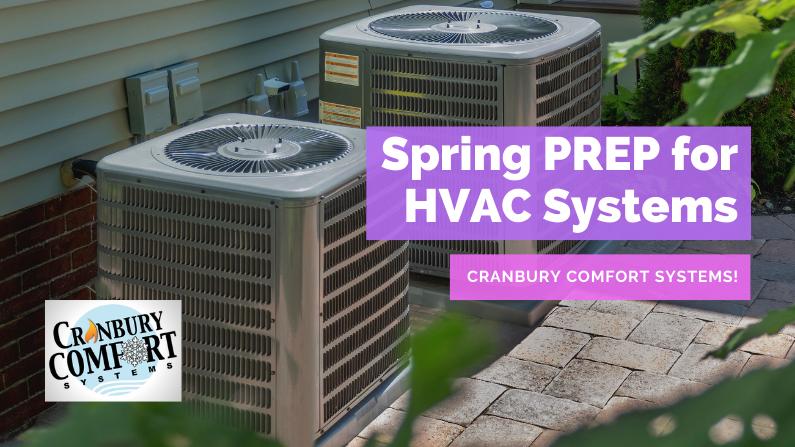 Spring PREP for HVAC Systems in 2020 Hvac system, Hvac