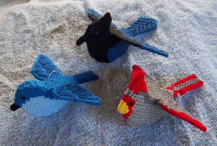 Free Plastic Canvas Bird Patterns Google Search