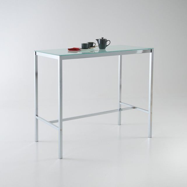 La Redoute Table Haute.Table Haute Janik La Redoute Interieurs Profondeur 60cm