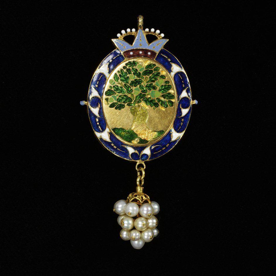 Treasures of the Royal Courts: Tudors, Stuarts and the Russian Tsars - The Barbor Jewel,,England, c.1615-1625,,