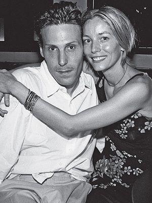 Marlon Richards(fils de Keith) et Lucie de la Falaise | It ...