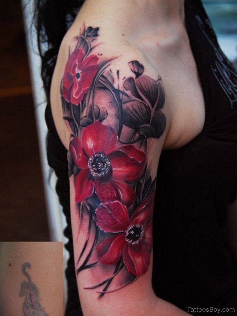 Tattoo ideas for women and tattoo artists from all over the world