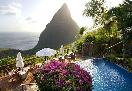 Luscious St Lucia