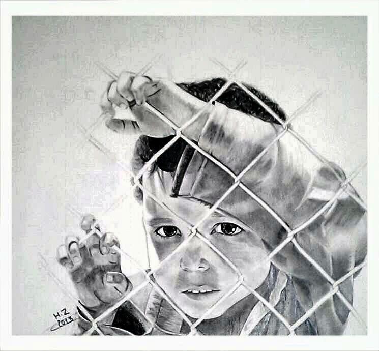 ف ن الر س م أجمل 111 رسم بالرصاص الفحم و الحبر لسنة 2013 رسومات بقلم الرصاص م ختارة ورائعة Drawings Charcoal Art Pencil Art Drawings