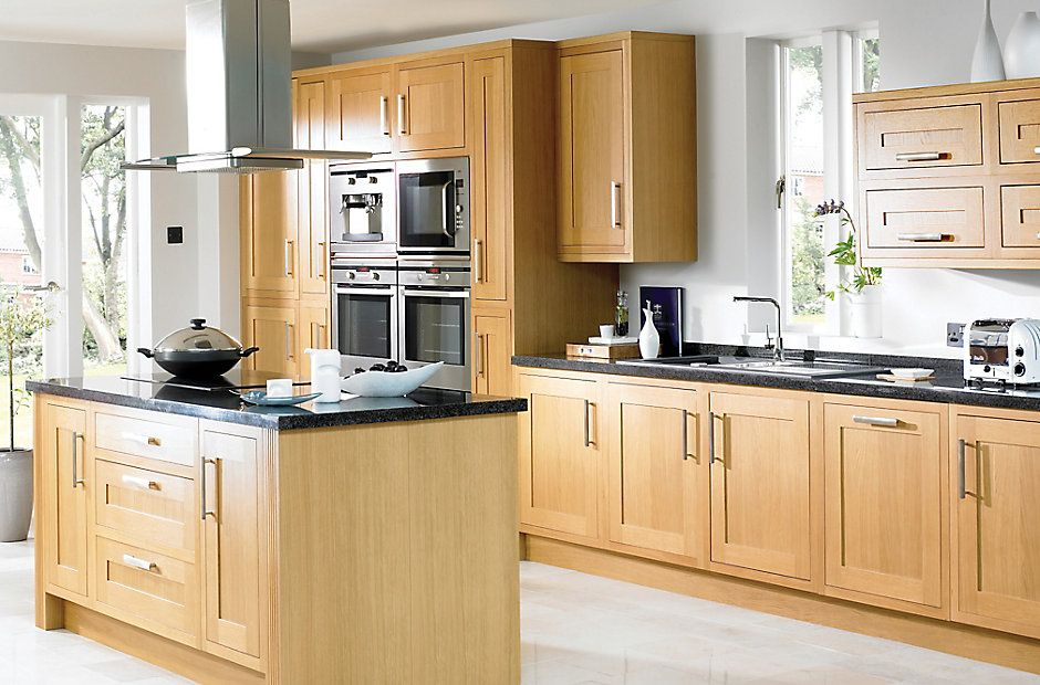 Cooke & Lewis Clevedon  Kitchen Ranges  Kitchen  Rooms  Diy At Gorgeous B & Q Kitchen Design Decorating Inspiration