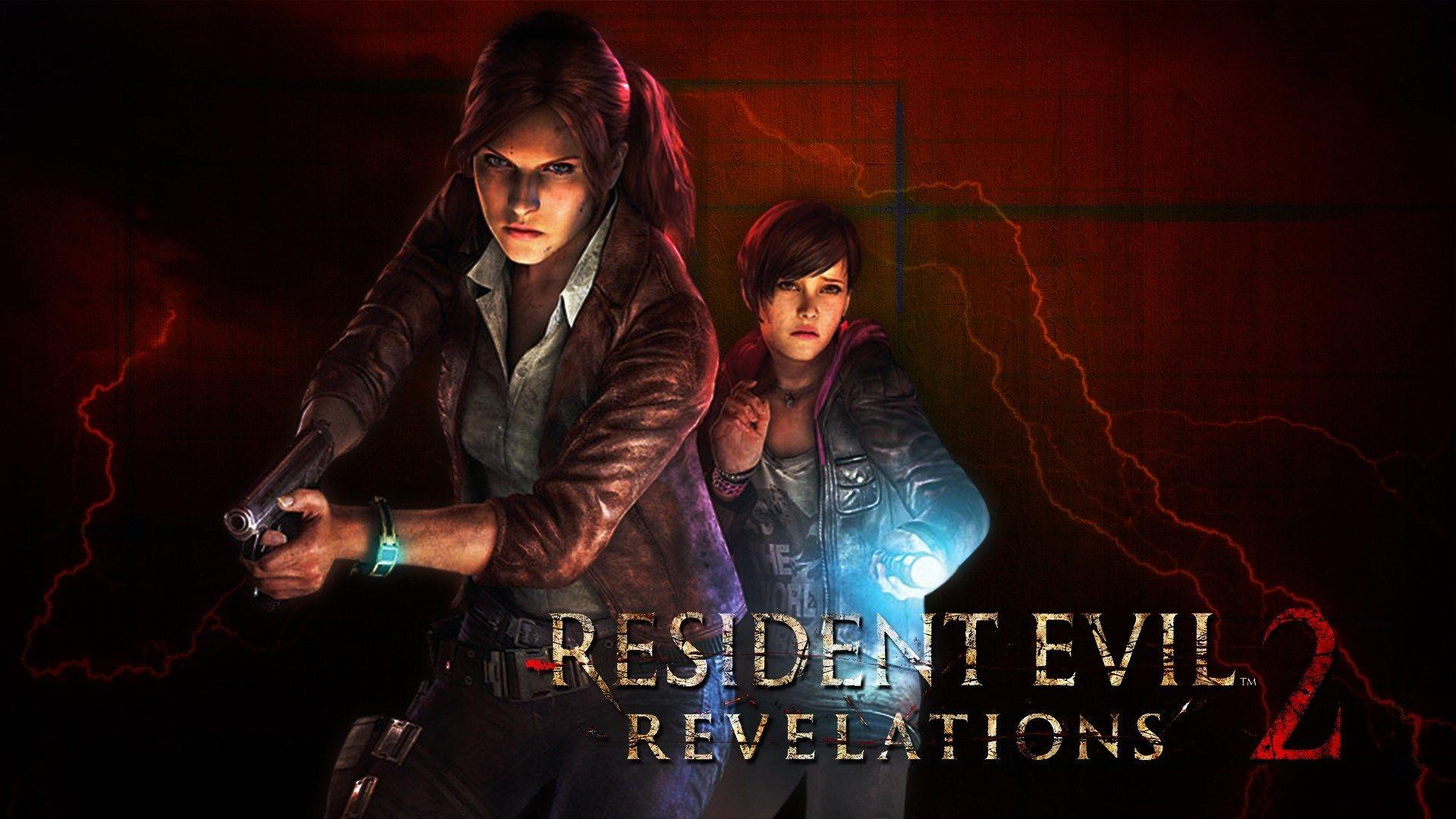 1920x1080 Resident Evil Revelations 2 Game Wallpaper
