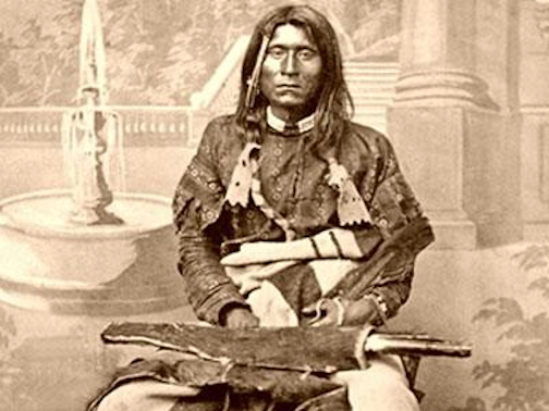 Native History: Rigged Trial Sentences Modoc Leader Captain Jack to Death - ICTMN.com