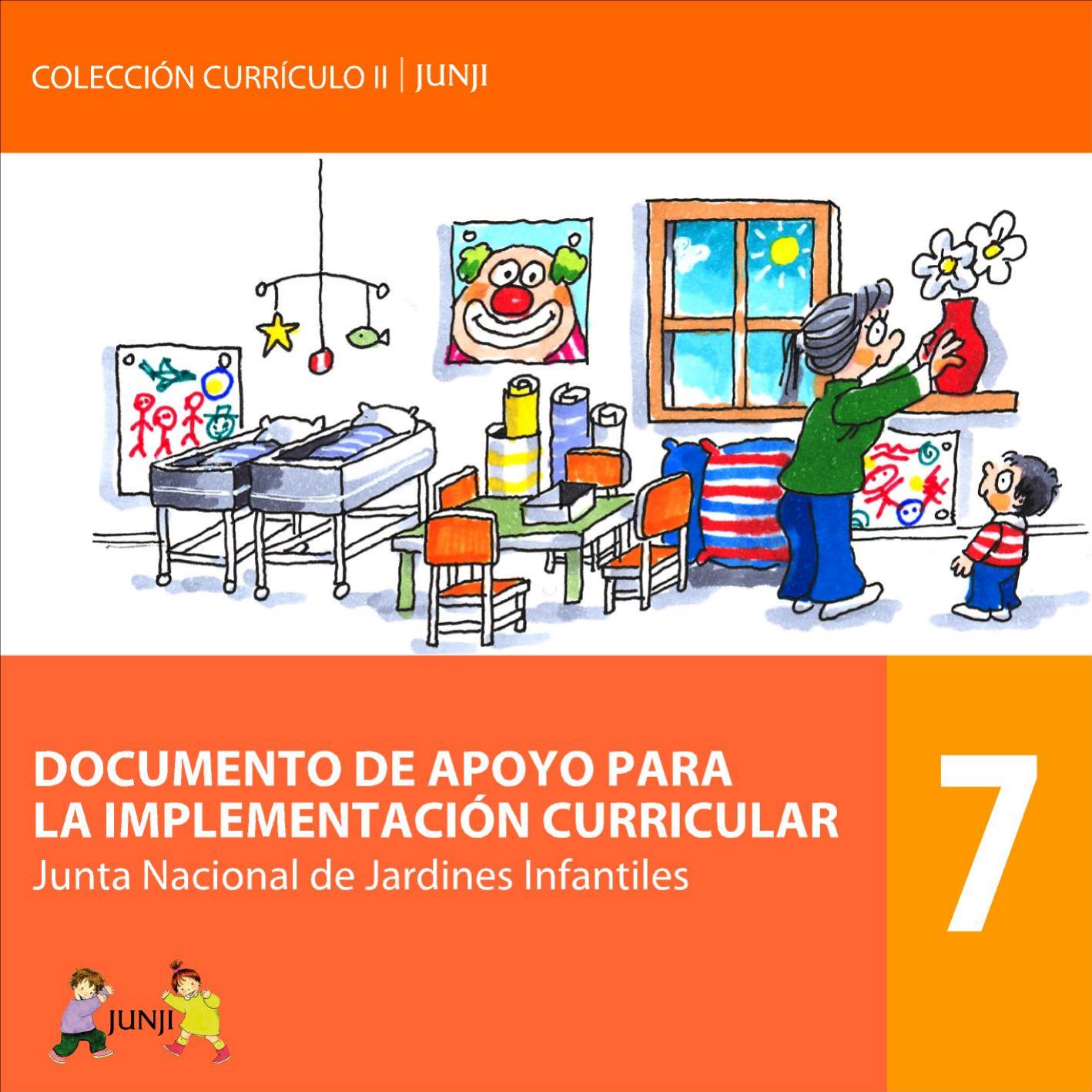 Coleccion Curriculo II - N 7 Documento de Apoyo Para La ...