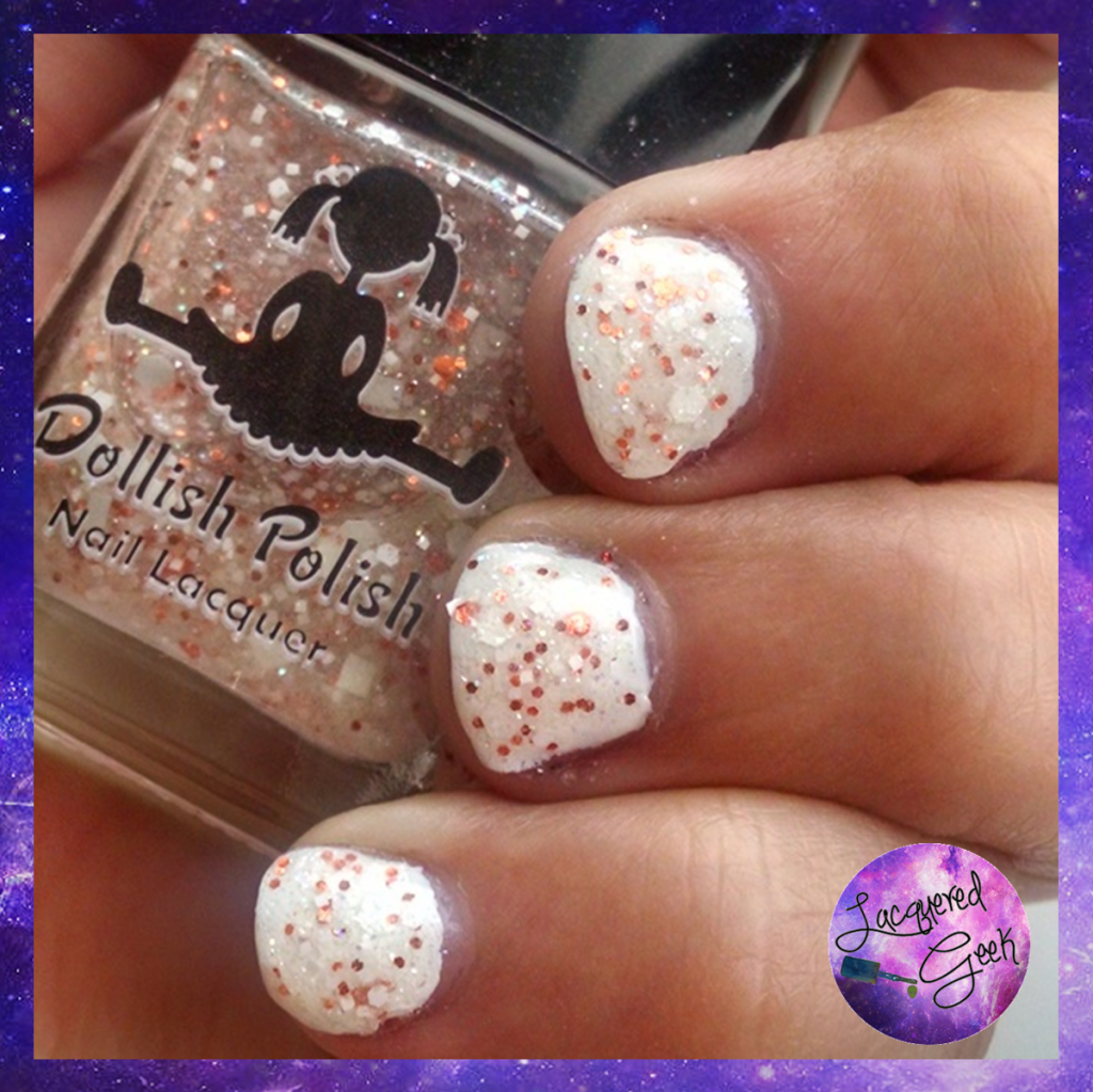 Flashback to 2012 Dollish Polish This is Halloween